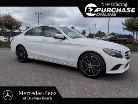 2021 Mercedes-Benz C-Class for sale at Mercedes-Benz of Daytona Beach in Daytona Beach FL