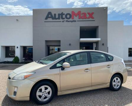 2010 Toyota Prius for sale at AutoMax of Memphis in Memphis TN