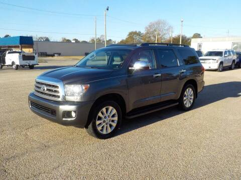 2013 Toyota Sequoia for sale at Young's Motor Company Inc. in Benson NC