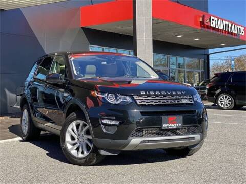 2017 Land Rover Discovery Sport for sale at Gravity Autos Roswell in Roswell GA