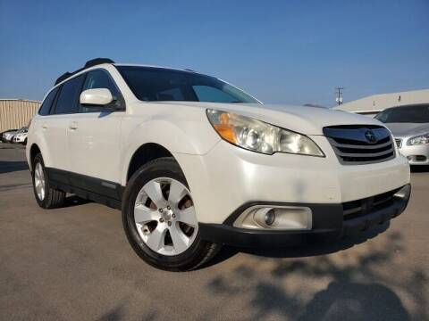 2011 Subaru Outback for sale at M AUTO, INC in Millcreek UT