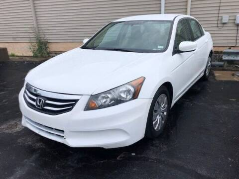 2012 Honda Accord for sale at RT Auto Center in Quincy IL