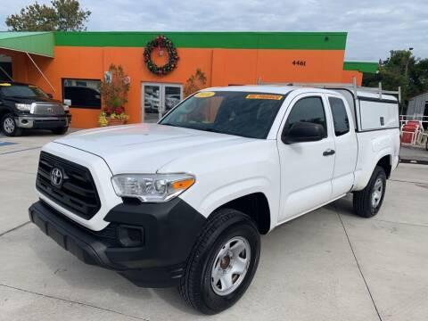 2016 Toyota Tacoma for sale at Galaxy Auto Service, Inc. in Orlando FL