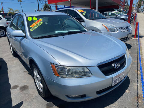 2006 Hyundai Sonata for sale at North County Auto in Oceanside CA