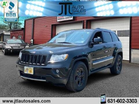 2012 Jeep Grand Cherokee for sale at JTL Auto Inc in Selden NY
