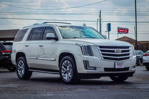 2015 Cadillac Escalade for sale at Jerrys Auto Sales in San Benito TX