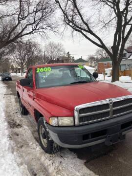 2000 Dodge Ram Pickup 1500 for sale at Square Business Automotive in Milwaukee WI