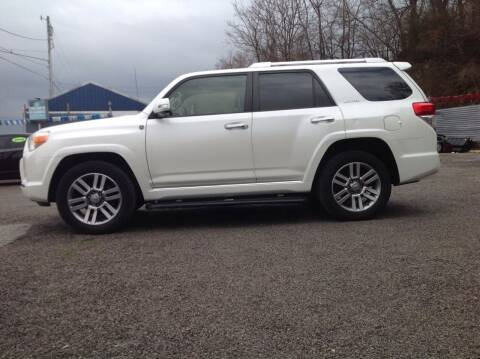 2013 Toyota 4Runner for sale at GIB'S AUTO SALES in Tahlequah OK