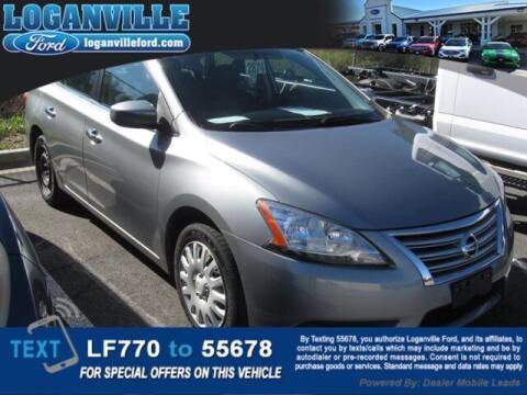 2013 Nissan Sentra for sale at Loganville Ford in Loganville GA