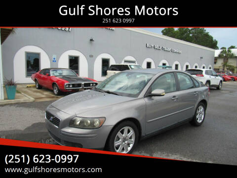 2004 Volvo S40 for sale at Gulf Shores Motors in Gulf Shores AL