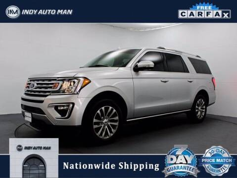 2018 Ford Expedition MAX for sale at INDY AUTO MAN in Indianapolis IN