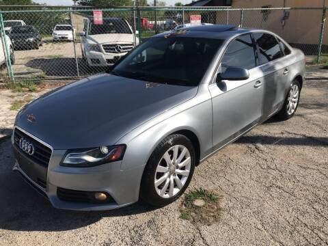 2010 Audi A4 for sale at Quality Auto Group in San Antonio TX