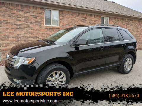 2009 Ford Edge for sale at LEE MOTORSPORTS INC in Mount Clemens MI