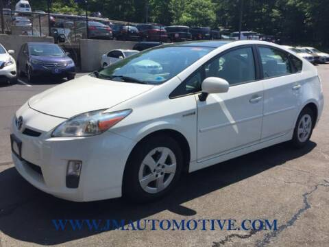 2010 Toyota Prius for sale at J & M Automotive in Naugatuck CT