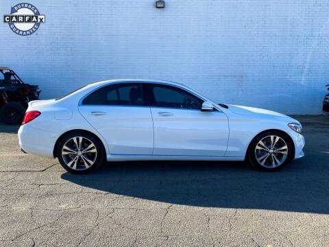 2015 Mercedes-Benz C-Class for sale at Smart Chevrolet in Madison NC