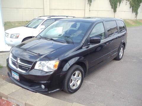 2012 Dodge Grand Caravan for sale at Metro Motor Sales in Minneapolis MN