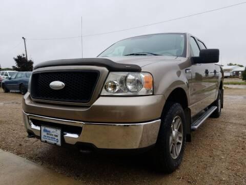 2006 Ford F-150 for sale at Allen Auto & Tire in Britt IA