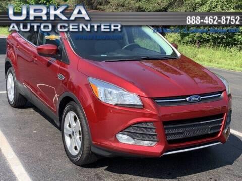 2016 Ford Escape for sale at Urka Auto Center in Ludington MI