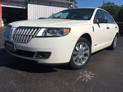 2012 Lincoln MKZ Hybrid for sale at Certified Auto Exchange in Keyport NJ