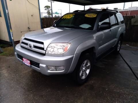 2004 Toyota 4Runner for sale at Taylor Trading Co in Beaumont TX