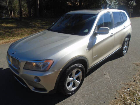 2011 BMW X3 for sale at City Imports Inc in Matthews NC