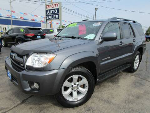 2008 Toyota 4Runner for sale at TRI CITY AUTO SALES LLC in Menasha WI