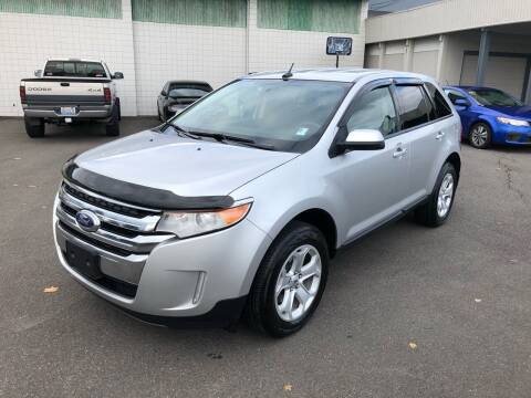 2013 Ford Edge for sale at Vista Auto Sales in Lakewood WA