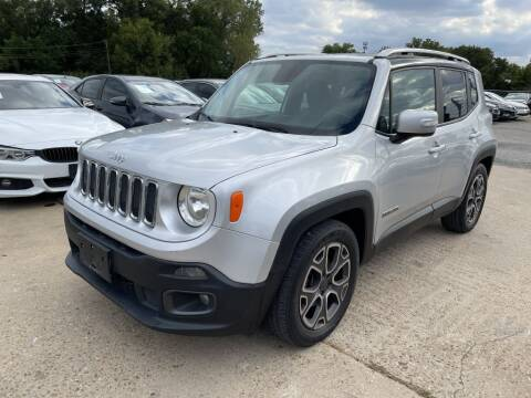 2016 Jeep Renegade for sale at Pary's Auto Sales in Garland TX