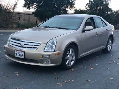 2005 Cadillac STS for sale at JENIN MOTORS in Hayward CA