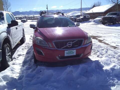 2010 Volvo XC60 for sale at HIGH COUNTRY MOTORS in Granby CO