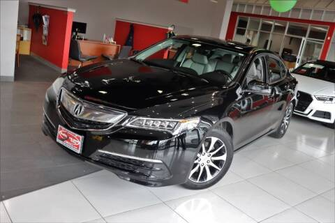 2017 Acura TLX for sale at Quality Auto Center of Springfield in Springfield NJ