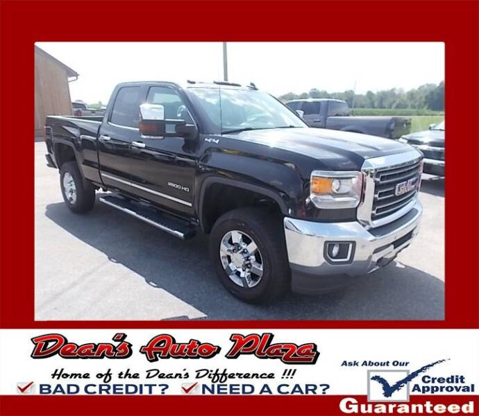 2017 GMC Sierra 2500HD for sale at Dean's Auto Plaza in Hanover PA