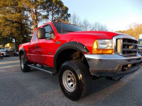 2000 Ford F-350 Super Duty for sale at Deer Park Auto Sales Corp in Newport News VA