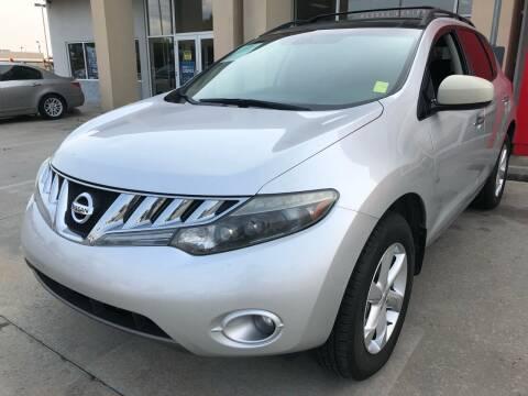 2009 Nissan Murano for sale at Thumbs Up Motors in Warner Robins GA