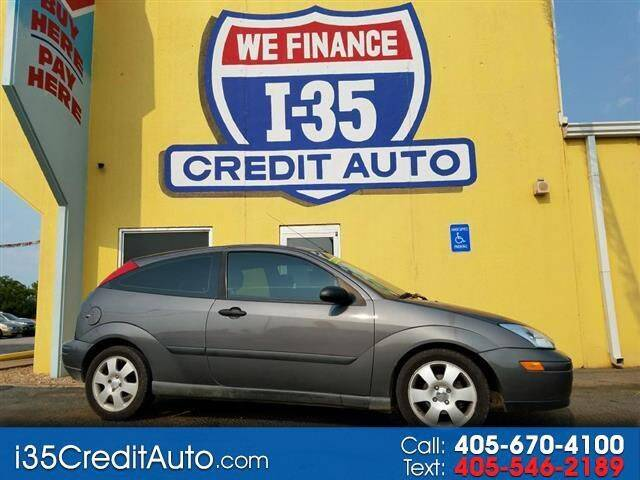 2002 Ford Focus for sale at Buy Here Pay Here Lawton.com in Lawton OK