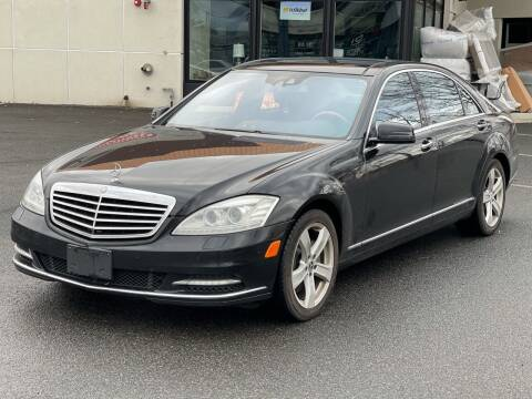 2010 Mercedes-Benz S-Class for sale at MAGIC AUTO SALES in Little Ferry NJ