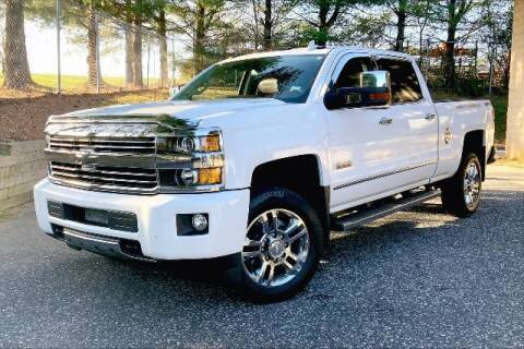 2015 Chevrolet Silverado 2500HD for sale at TRUST AUTO in Sykesville MD