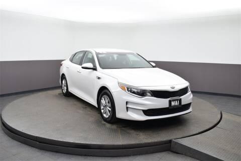 2018 Kia Optima for sale at M & I Imports in Highland Park IL