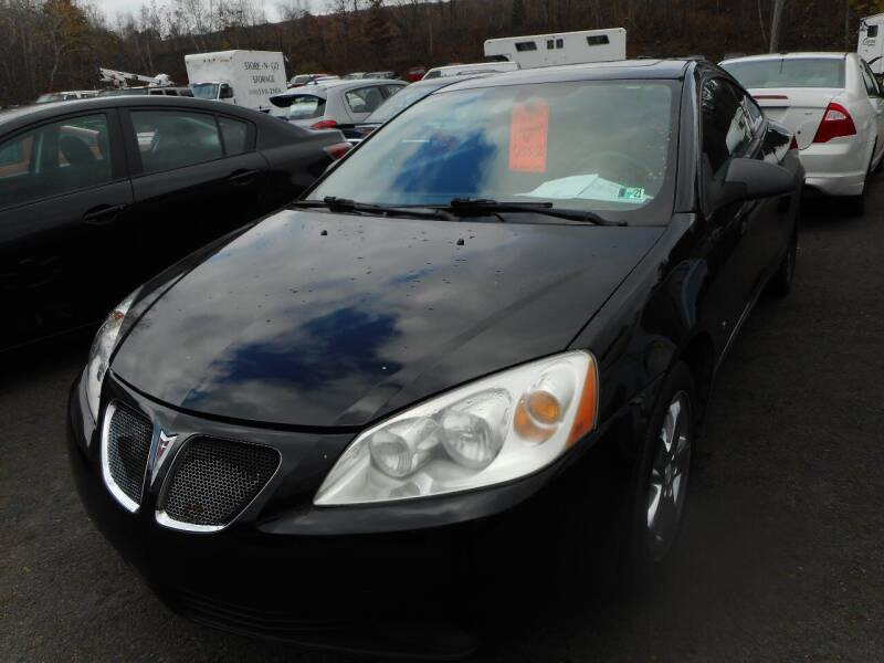 2007 Pontiac G6 for sale at Automotive Toy Store LLC in Mount Carmel PA
