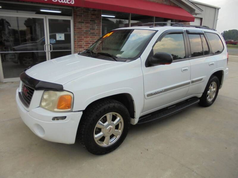2004 GMC Envoy for sale at US PAWN AND LOAN in Austin AR
