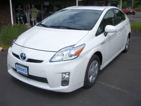 2011 Toyota Prius for sale at Brinks Car Sales in Chehalis WA
