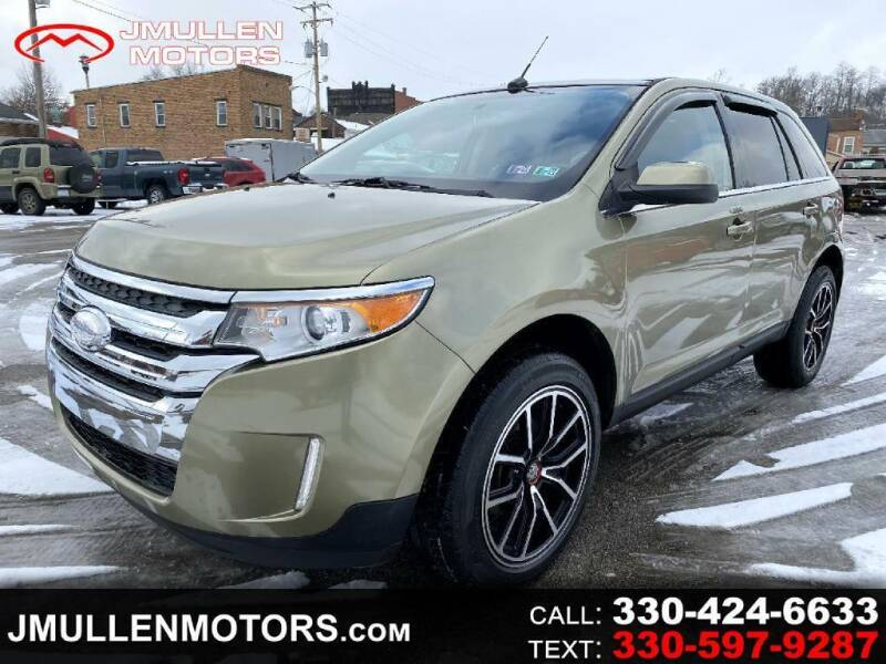 2013 Ford Edge for sale in Lisbon, OH
