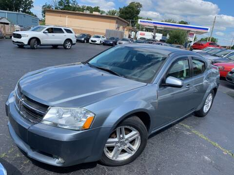 2009 Dodge Avenger for sale at Kash Kars in Fort Wayne IN