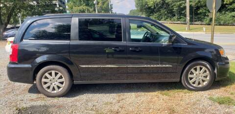 2016 Chrysler Town and Country for sale at On The Road Again Auto Sales in Doraville GA
