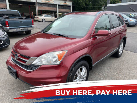 2010 Honda CR-V for sale at Independent Auto Sales in Pawtucket RI
