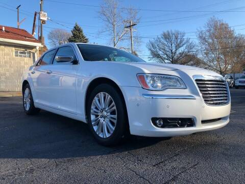 2013 Chrysler 300 for sale at NUMBER 1 CAR COMPANY in Detroit MI