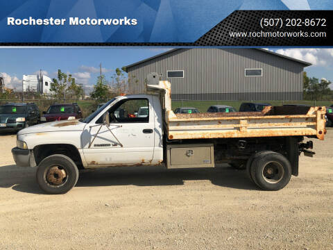 1995 Dodge Ram Chassis 3500 for sale at Rochester Motorworks in Rochester MN