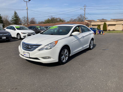 2013 Hyundai Sonata for sale at Majestic Automotive Group in Cinnaminson NJ
