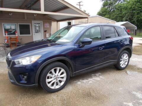 2013 Mazda CX-5 for sale at DISCOUNT AUTOS in Cibolo TX