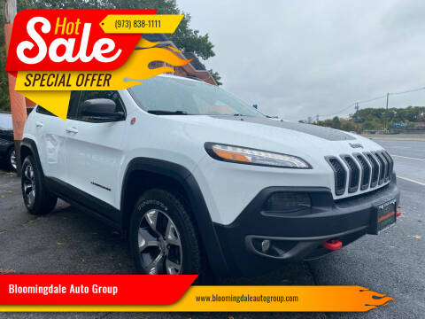 2014 Jeep Cherokee for sale at Bloomingdale Auto Group - The Car House in Butler NJ